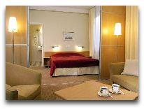 отель Susi: Спальня в номере Suite Deluxe