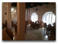 отель Svanetiya: Рестран отеля