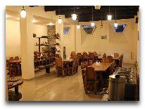 отель Svanetiya: Ресторан