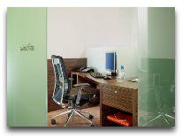 отель Swissotel Tallinn: Бизнес кабинет