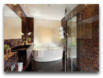 отель Swissotel Tallinn: Ванная в номере Standard