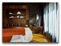 отель Swissotel Tallinn: Массажный кабинет