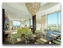 отель Swissotel Tallinn: Президентский Suite