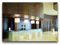 отель Swissotel Tallinn: Ресепшен