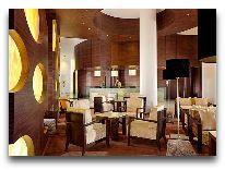 отель Swissotel Tallinn: Ресторан Horisont