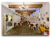 отель Taanilinna: Место для завтрака