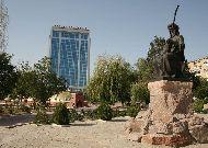 отель Tabriz: Пямятник Деде