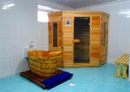 отель Тагайтай: Сауна