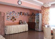 отель Тагайтай: Ресторан