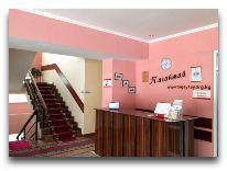 отель Тагайтай: Ресепшен