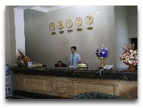 отель Taj Palace Hotel: Ресепшен