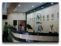 отель Tajikistan: Холл