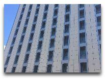 отель Tal Hotel: Фасад отеля