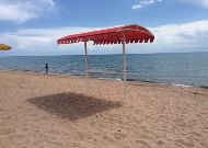 отель Талисман-Виллидж: Пляж отеля