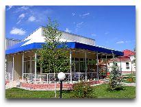 отель Талисман-Виллидж: Кафе отеля