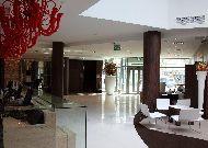 отель Tallink Hotel Riga: Холл отеля