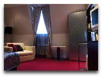 отель Tallink Hotel Riga: Номер Deluxe
