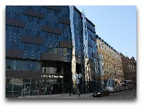отель Tallink Hotel Riga: Фасад отеля