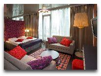 отель Tallink SPA & Conference Hotel: Номер Deluxe