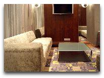 отель Tallink SPA & Conference Hotel: Номер Metropolitan Suite