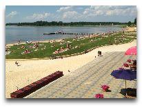 отель Tamula: Пляж