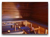 отель Tamula: Сауна