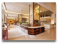 отель Tan Son Nhat Saigon Hotel: Холл отеля