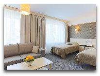 отель Tartu: Номер Family room