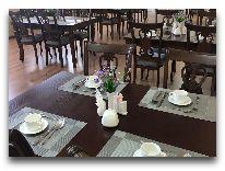 отель Tashkent: Ресторан