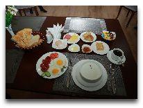 отель Tashkent: Завтрак