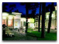 отель TB Palace: Вечерний вид