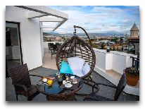 отель Tbilisi Inn: Террсаса