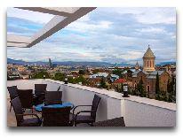 отель Tbilisi Inn: Терраса