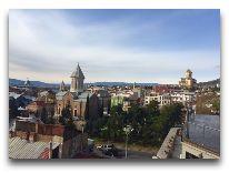 отель Tbilisi Inn: Вид с террасы