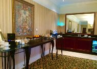 отель Tbilisi Marriott Hotel: Lounge отеля