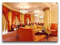 отель Tbilisi Marriott Hotel: Номер Presidential Suite