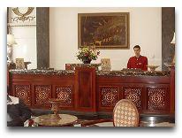 отель Tbilisi Marriott Hotel: Ресепшен