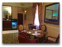 отель Tbilisi Marriott Hotel: Lounge отеля
