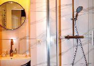 отель Чайковский: Одноместный номер ванная