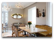 отель Чайковский: Ресторан