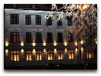 отель Чайковский: Фасад
