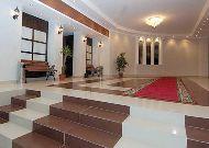 отель Tengri: Холл отеля