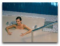 отель Termy Pałacowe Nałęczowianka Hotel: Ванна из белой глины