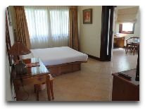отель Terracotta Resort & SPA: Family Room