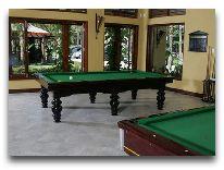 отель Terracotta Resort & SPA: Бильярдная