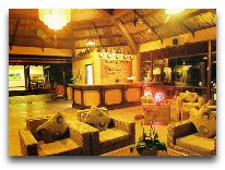 отель Terracotta Resort & SPA: Лобби