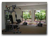 отель Terracotta Resort & SPA: Фитнес-центр