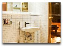 отель Tervis Medical SPA: Сауна номера Luxe к.3
