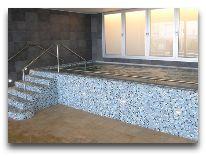 отель Tervis Medical SPA: Бассейн джакузи в СПА центре