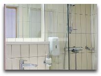 отель Tervis Medical SPA: Ванна двухместного номера к.1